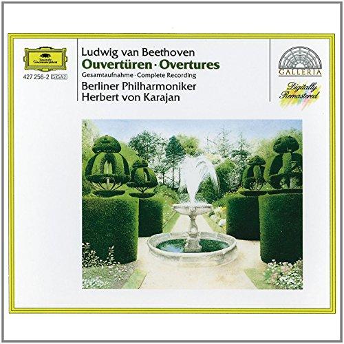 BEETHOVEN - Karajan - Ouvertures