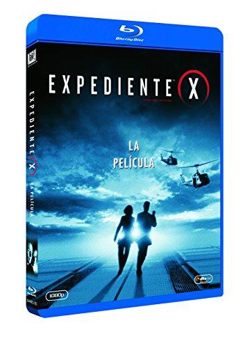 Expediente X. La Pelicula - Bd [Blu-ray]