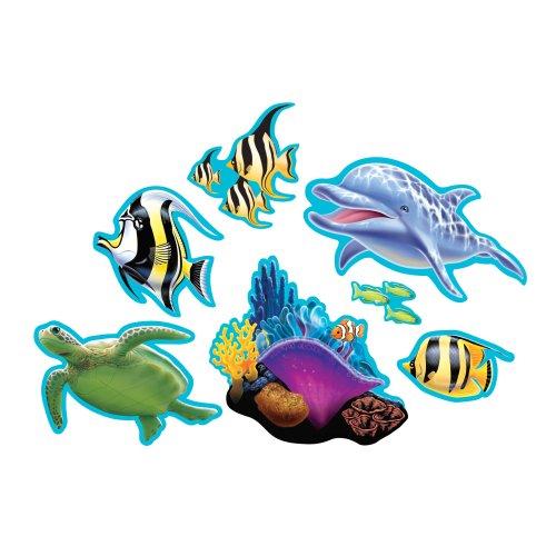 Converting Dekofiguren Ozean, 7 Stück