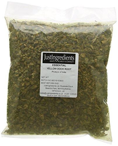 justingredients-essential-yellow-dock-root-500-g