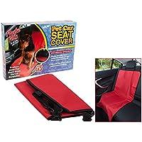 Protector de asiento de coche para mascotas–Protege los asientos de tu coche con esta funda de asiento para mascotas