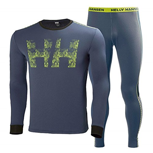 Helly Hansen Jr HH Active Flow Set – Underwear for Children Test