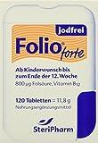 Steripharm Pharmazeutische Produkte Folio Forte Jodfrei Filmtabletten, 1er Pack (1 x 11.8 g)