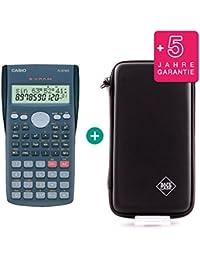 Casio FX-82 MS + Schutztasche + Erweiterte Garantie