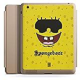 DeinDesign Apple iPad 2 Smart Case Sand Hülle mit Ständer Schutzhülle Spongebozz Bbm Fanartikel Merchandise
