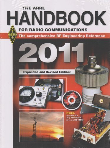 The ARRL Handbook for Radio Communications 2011 88 Pap/Cdr Edition published by Amer Radio Relay League (2010)