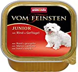 Animonda Feinsten Hundefutter Junior mit Rind