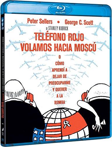 ¿Teléfono Rojo? Volamos Hacia Moscú (Edición 2017) [Blu-ray] 515km8VGNAL