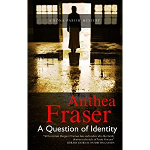Question of Identity (A Rona Parish Mystery Book 8)