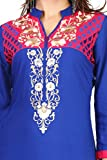 Feather Touch Women's Cotton Kurti (FT31...