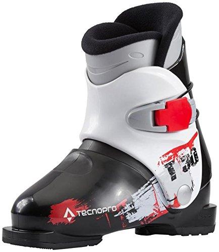 Ski-Stiefel T30 - schwarz/weiss, Größe INT:18.5