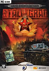 STALINGRAD -GREAT BATTLES OF WWII - PC CD-ROM