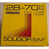 Soligor MC S/M Zoom Macro 28-70mm 28-70 mm 1:3.9-4.8 3.9-4.8 - Olympus OM