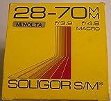 Soligor MC S/M Zoom Macro 28-70mm 28-70 mm 1:3.9-4.8 3.9-4.8 für Olympus OM