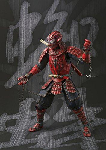 BANDAI MEISHO Manga Realization Samurai Spider Man Action Figure 10