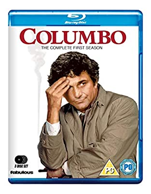 Columbo - The Complete First Season [Blu-ray]