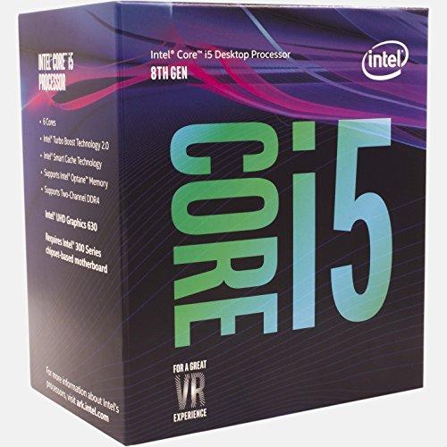 Intel Core i5-8400 2.8 GHz 6-Core Processor