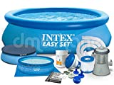 Set 7in1 Quick up Pool Intex 28122 Ø 305 x