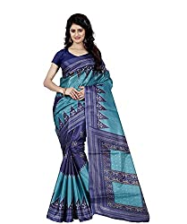 Trendz Style Taffeta Silk Printed Saree(TZ_1023_B)