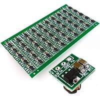 Mini tamaño Fácil de instalar 1.5V 1.8V 2.5V 3V 3.7V 4.2V 5V Gire 3.3V DC-DC Aumento del tablero del módulo del convertidor
