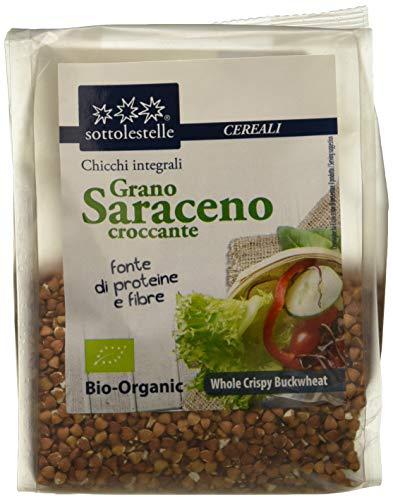Sottolestelle Grano Saraceno Integrale Croccante Pacco da 8 x 200 g