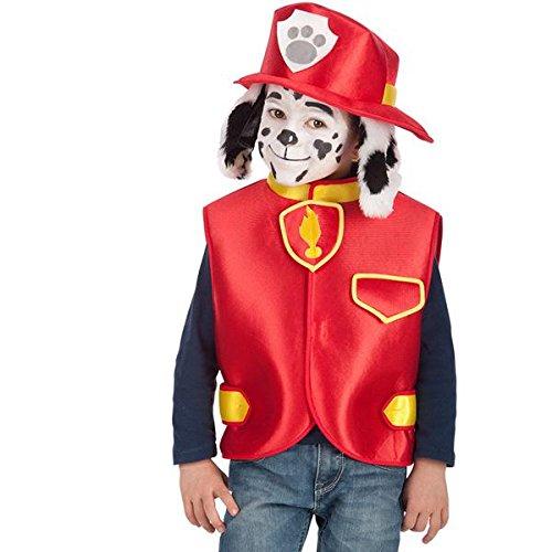 carnival toys 03379 carnival toys 03379 set, body, elmo, paw patrol marshall feuerwehrmann
