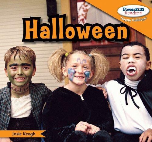 Halloween (Powerkids Readers: Happy Holidays!)