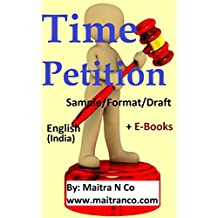 Time Petition: Sample/Format/Draft