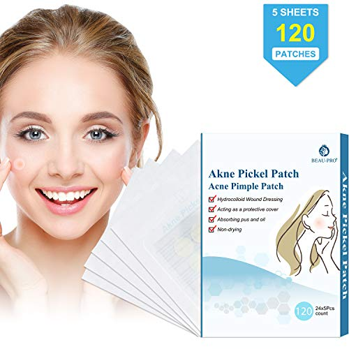 Acne Akne Pimple Patch - BEAU-PRO 120pcs
