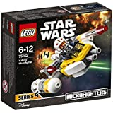 LEGO - 75162 - Star Wars - Jeu de Construction - Microvaisseau Y-Wing