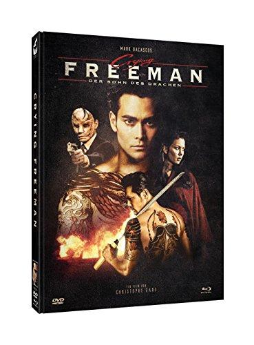 """Bild von Crying Freeman [Blu-ray + DVD Mediabook] - Cover C """"Cast"""" (limitiert auf 1.000)"""
