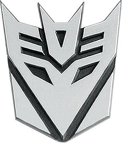 10th Planet Events Badge pour voiture Transformers Autobots 9,5cm