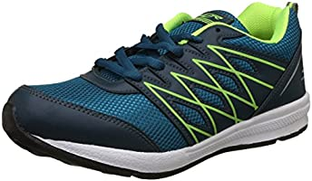 Lancer Men's Green Running Shoes-9 UK/India (43 EU)(HYDRA-46CGRN-PGN-9)