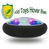 JRD&BS WINL Schwebe Ball Passend FÜR Familien- und Mannschafts Spiel Farbe LED-Licht FÜR Jugendlich Jungen Geburtstags Geschenke Junge Spielzeug 3-12(Blau 02)