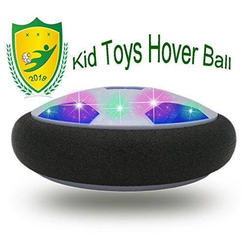 JRD&BS WINL Schwebe Ball Passend FÜR Familien-Und Mannschafts Spiel Farbe LED-Licht FÜR Jugendlich Jungen Geburtstags Geschenke Junge Spielzeug 3-12(Blau 02)
