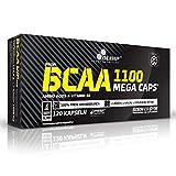 2 x Olimp BCAA 1100, 120 Mega Caps (2er Pack)