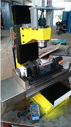 GOWE máquina herramienta mini CNC fresadora vertical