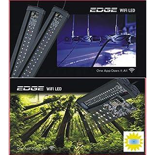 Edge LED Aqua-Light 120 cm / 72Watt WiFi Süßwasser Beleuchtung+App Control -