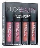 Huda beauty Pink Edition Lip Shades - 4X1.9 Ml