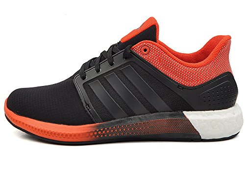 Adidas Solar Boost M scarpe da corsa nero / rosso / bianco schwarz