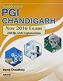PGI Chandigarh Volume-1 with Supplement (Combo)