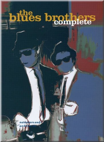 The Blues Brothers Complete - Noten Songbook [Musiknoten]