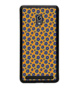 Vizagbeats Floral Pattern Back Case Cover for ASUS ZENFONE 6