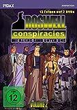 Roswell Conspiracies - Die Aliens sind unter uns, Volume 2 [2 DVDs]