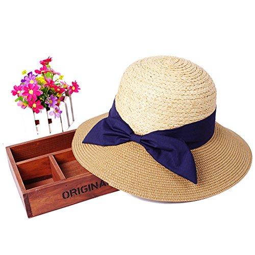 Chapeau de plage/Aucun lecteur/Anti-Sai Sun Hat/Chapeau de paille/Chapeaux de plage B