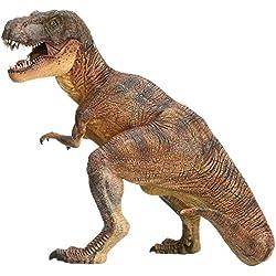 Papo 55001 - Dinosaurio Tyrannosaurus rex de juguete, color marrón