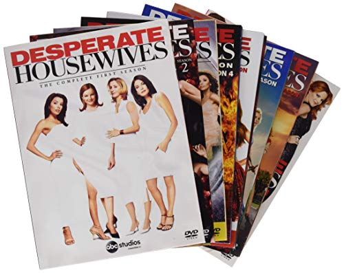 Desperate Housewives - Series 1-8 [Import anglais]