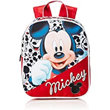 Mochila Infantil de Mickey 20x24x9 cm