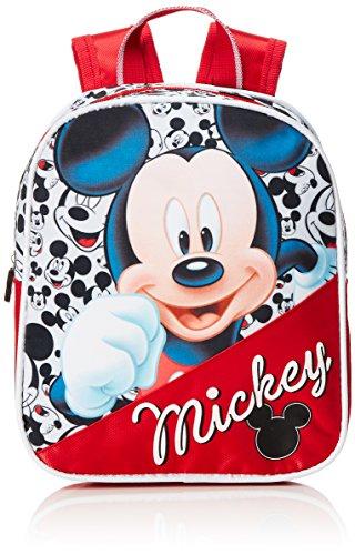 Artesanía Cerdá 2100001134 Mickey Mochila Infantil, Color Rojo