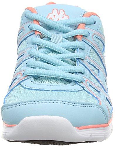 KappaUlaker - Scarpe sportive outdoor Donna Blu (Bleu (Azure/Orange Salmon))